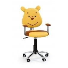 KUBUŚ vaikiška kėdė su ratukais