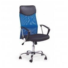 VIRE mėlyna biuro kėdė su ratukais