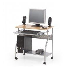 B-6 kompiuterio staliukas ant ratukų