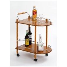 BAR-4 baro staliukas ant ratukų