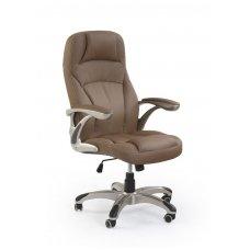 CARLOS šviesiai ruda vadovo biuro kėdė su ratukais