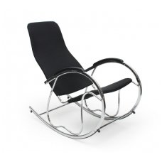 BEN 2 metal swinging armchair