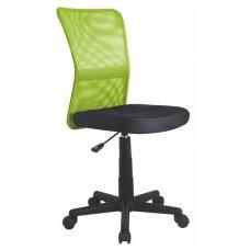 DINGO citrinų žalios spalvos vaikiška kėdė su ratukais