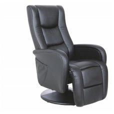 PULSAR juoda kėdė su masažo