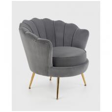 AMORINITO fotelis pilkas
