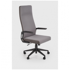 AREZZO gray office armchair