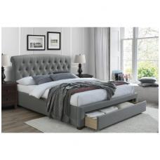 AVANTI 160 dvigulė miegamojo lova su stalčiumi