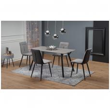 BALROG pilkas valgomojo stalas