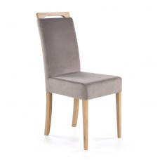 CLARION medaus ąžuolo spalvos medinė kėdė