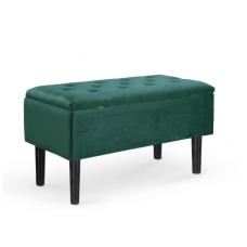 CLEO green bench container