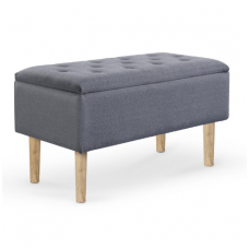 CLEO grey bench container