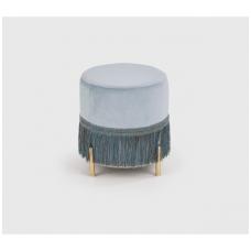 COSBY pouf light blue