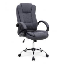 DESMOND 2 dark grey guide office chair on wheels
