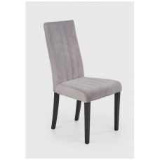 DIEGO 2 pilka medinė kėdė