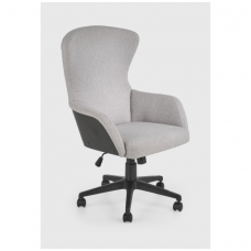 DOVER office chair light gray