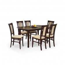 FRYDERYK extension dining table 160-240