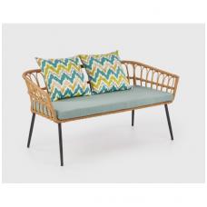 GARDENA 2-S rotango sofa