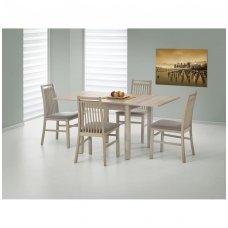 GRACJAN sonomos ąžuolas spalvos išskleidžiamas valgomojo stalas