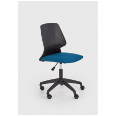 GRAVITY youth chair blue