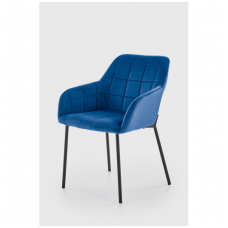 K305 dark blue chair