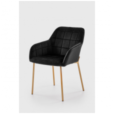 K306 black chair