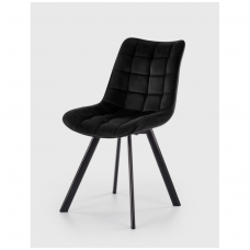 K332 black chair