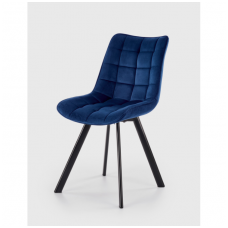 K332 dark blue chair