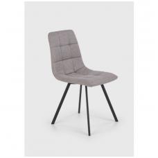 K402 pilka kėdė