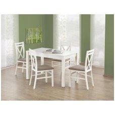 KSAWERY baltas valgomojo stalas