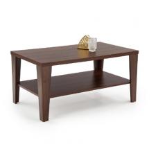 MANTA dark walnut colored coffee / magazine table