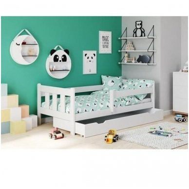MARINELLA  children bed  with shelves