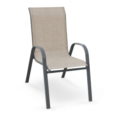 MOSLER grey chair