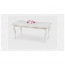 MOZARTA white coffee / magazine table