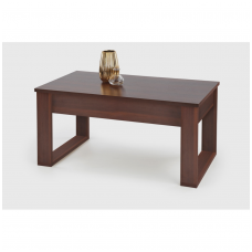 NEA coffee / magazine table color dark walnut