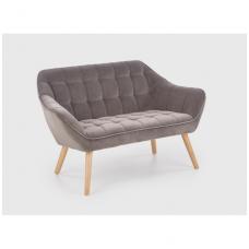 ROMEO XL fotelis pilkas