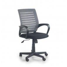 SANTANA pilka biuro kėdė su ratukais