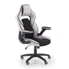 SONIC black / grey colored guide office chair on wheels