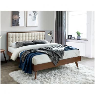 SOLOMO 160 dvigulė miegamojo lova