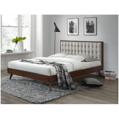 SOLOMO 160 dvigulė miegamojo lova 4