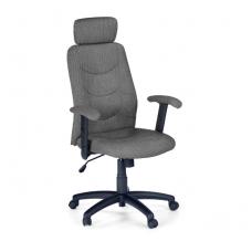 STILO 2 tamsiai pilka vadovo biuro kėdė su ratukais