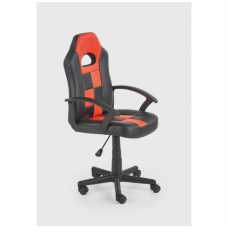 STORM youth chair black / red