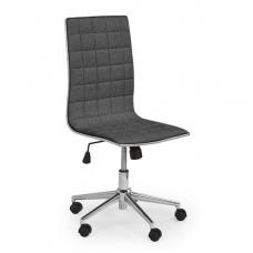 TIROL 2 tamsiai pilka biuro kėdė su ratukais