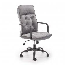 COLIN pilka biuro kėdė su ratukais