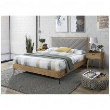 MARGARITA 160 dvigulė miegamojo lova