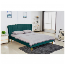 VALVERDE dark green bed