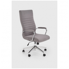 VETTEL gray office armchair