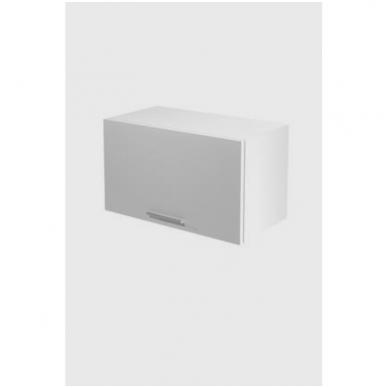 VENTO GO-50/36 viršutinė karnizo spintelė baltos spalvos