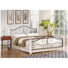 VIOLETTA 160 balta dvigulė miegamojo lova