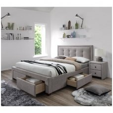 EVORA 160 dvigulė miegamojo lova