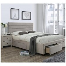 KAYLEON 160 dvigulė miegamojo lova